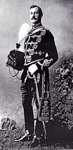 Capt. R. L. Birkin, (later Colonel Commander of the South Notts Hussars).