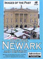 Cover of Bygone Newark DVD