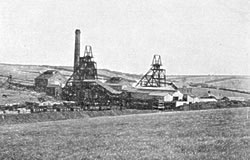 Gedling colliery, c.1910